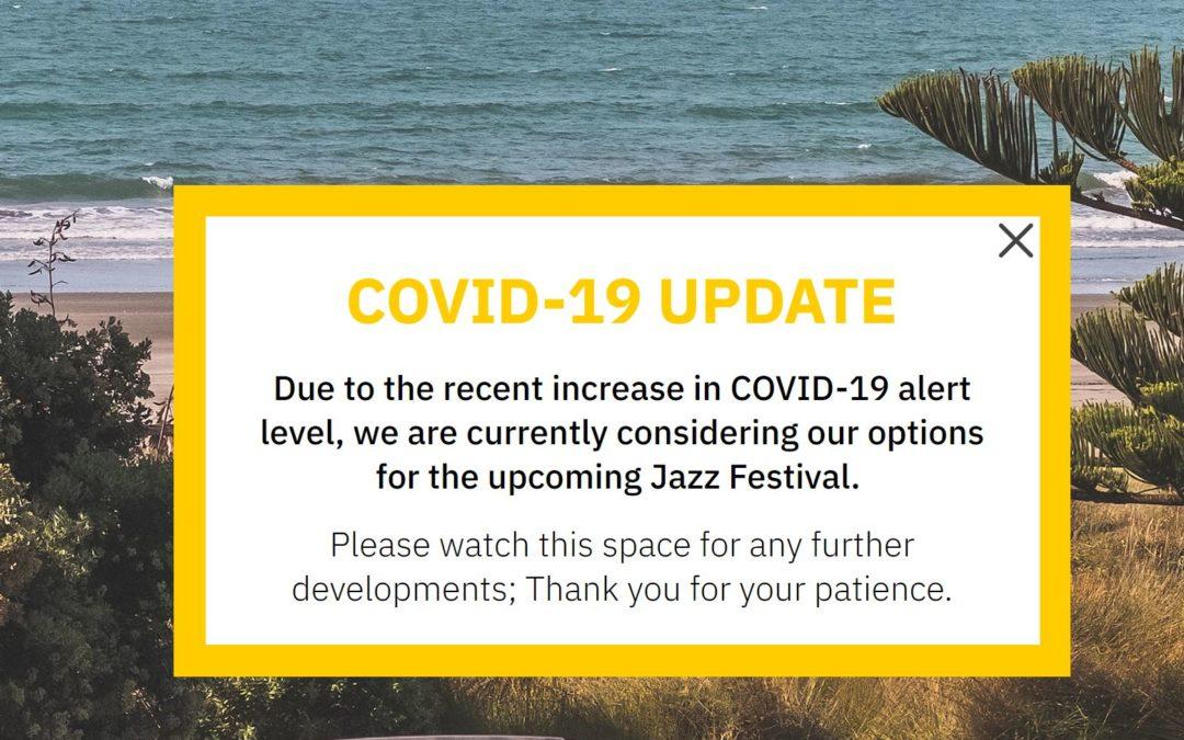 Jazz Fest 2021 – COVID-19 UPDATE